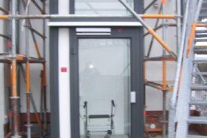 Senioren- und behindertengerechter Umbau mit Aufzug in Dornau