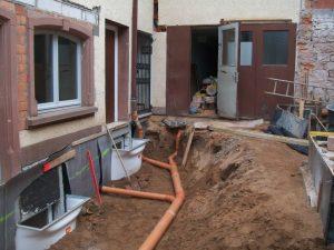 Umbau in Röllfeld