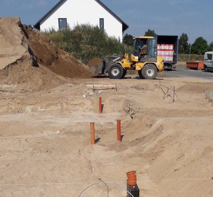 weiteres Mehrfamilienwohnhaus in Hainhausen
