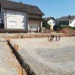 Neubau 3 Reihenhäuser in Erlenbach