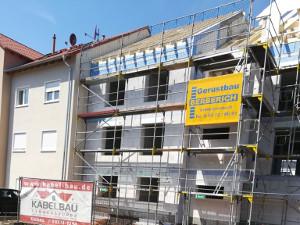 Neubau 8-Familienwohnhaus in Erlenbach