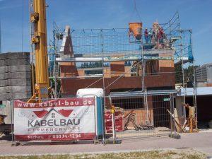 Neubau Wohnhaus in Dornau