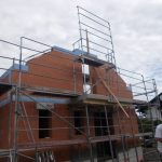Neubau eines Doppelhauses in Eschau