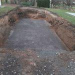 Neubau eines Pools in Obernburg