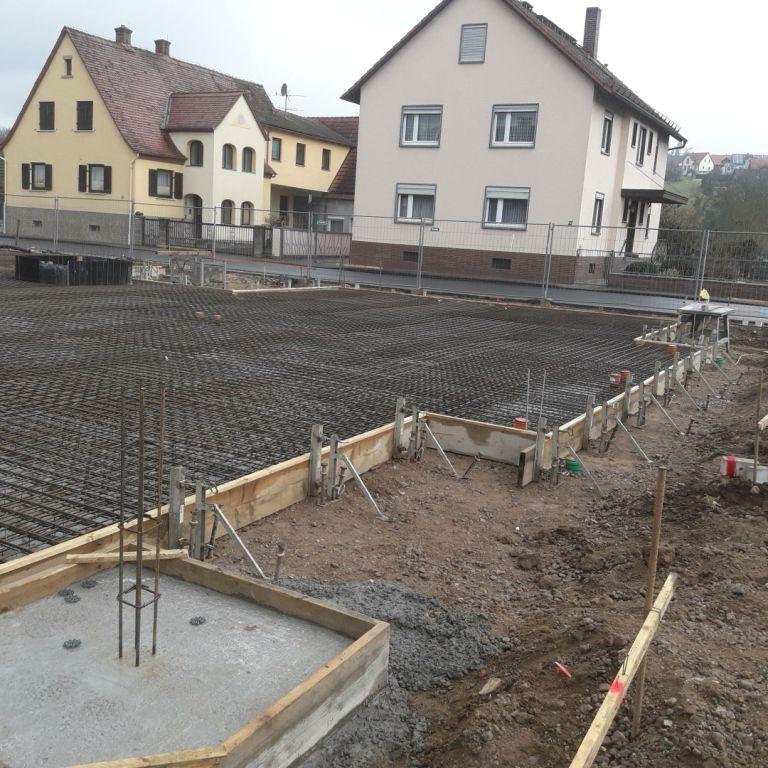 Neubau von 7 Wohneinheiten in Eschau