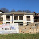 Neubau Einfamilienhaus in Leidersbach